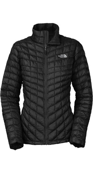 The North Face W's Thermoball Jacket TNF Black